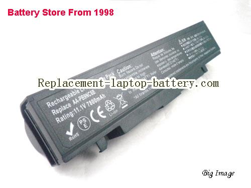 SAMSUNG E3415 Series Battery 7800mAh Black