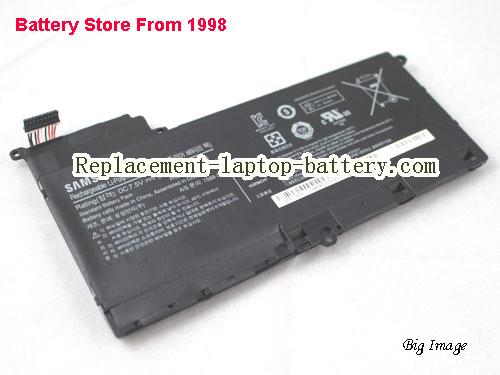 SAMSUNG NP520U4C Battery 6630mAh, 50Wh  Black
