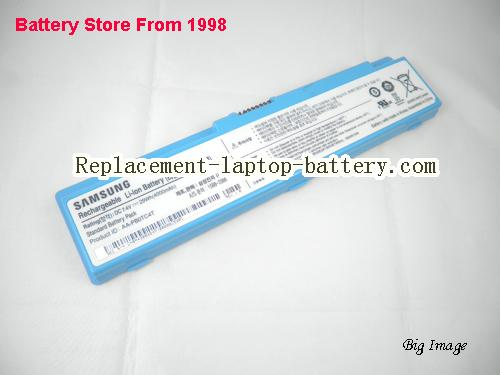 AA-PB0TC4A AA-PB0VC6B AA-PL0TC6T AA-PL0TC6W Battery For Samsung 300U 300U1A 305U N310 NP-N310 Series Laptop