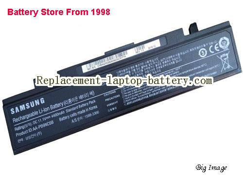 SAMSUNG P46044P Battery 4400mAh Black