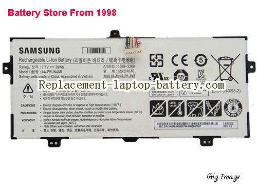 SAMSUNG NP940X3LK01US Battery 5120mAh, 39Wh  White