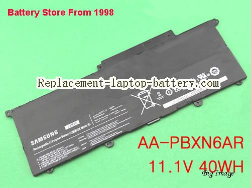 SAMSUNG 900X3BAo1US Battery 40Wh Black