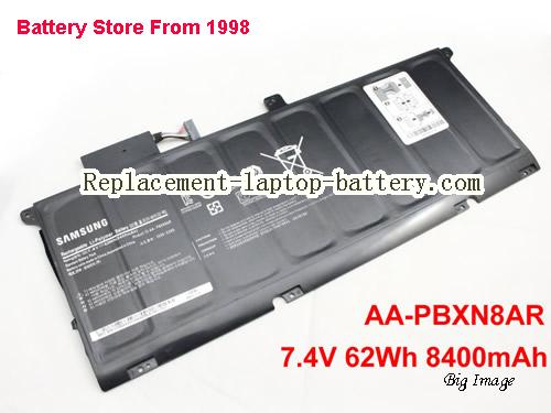 SAMSUNG 900X4D Battery 8400mAh, 62Wh  Black