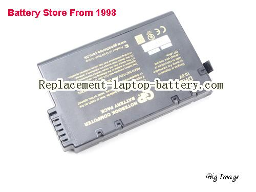 KDS VALIANT 6480IPTD Battery 6600mAh Black