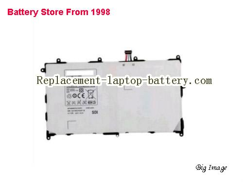 SAMSUNG SP368487A1S2P Battery 6100mAh, 22.5Wh  White