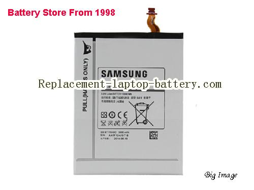 SAMSUNG T111 Tablet PC Battery 13.68Wh White