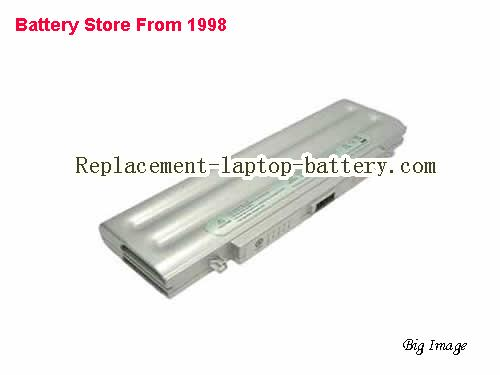 SAMSUNG X20 HVM 740 Battery 6600mAh, 73Wh  Silver