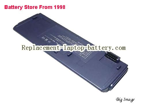 SONY PCGA-BP1U Battery 2000mAh, 22Wh  Blue