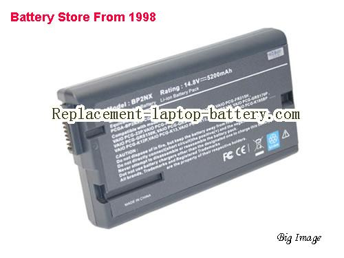 SONY 1-756-281-11 Battery 4400mAh Grey