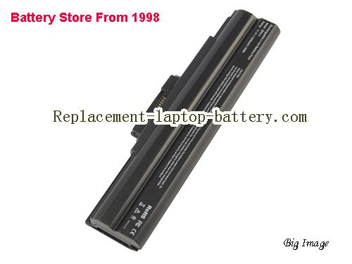 SONY VAIO VGN-CS190 Battery 5200mAh Black