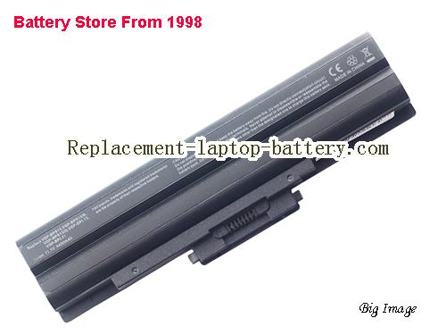 New VGP-BPL21 VGP-BPS21 Replacement Battery For Sony VAIO VGN-CS110E/S VAIO VGN-CS190EUR Laptop