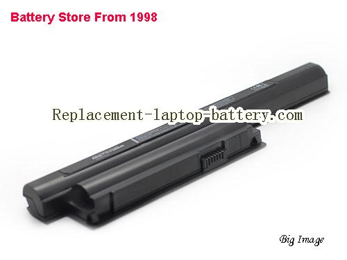 SONY VAIO VPC-CA15FF/W Battery 5200mAh Black