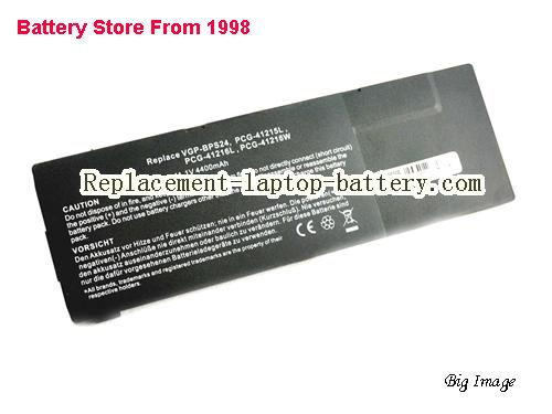 SONY VPC-SB35FG Battery 4200mAh Black