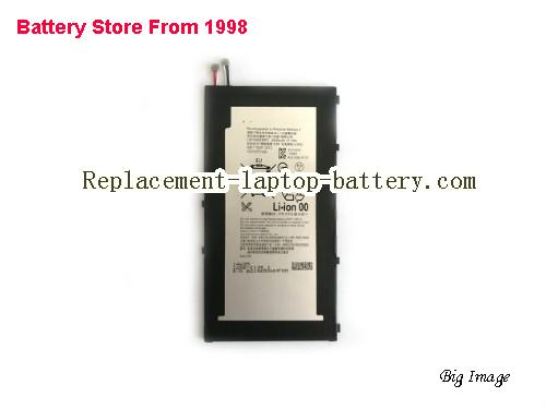 SONY SGP621 Battery 4500mAh, 17.1Wh  Sliver