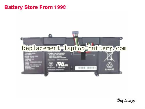 SONY Vaio VJ-S13-1X0111B Battery 4610mAh, 35Wh  Black