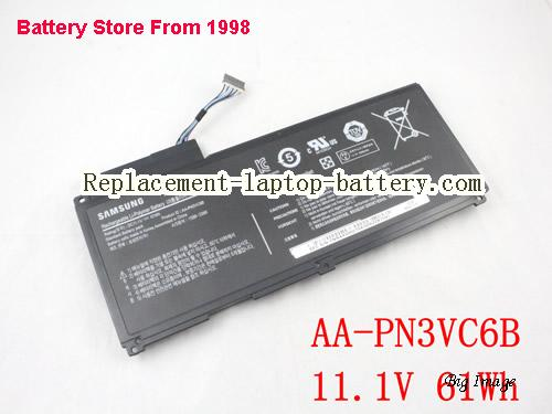 SAMSUNG AA-PN3NC6F Battery 61Wh Black