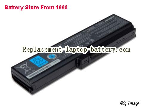 TOSHIBA PA3817U-1BRS Battery 22Wh Black