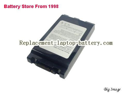 TOSHIBA Tecra M4-S435 Battery 5200mAh Black