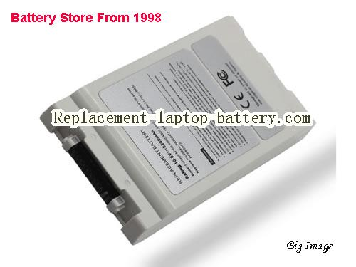 TOSHIBA Tecra M4-S435 Battery 5200mAh white