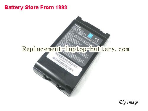 TOSHIBA Tecra M7 Battery 4400mAh Black