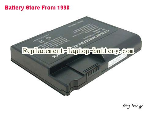 TOSHIBA PA3209U-1BRS Battery 3900mAh Black