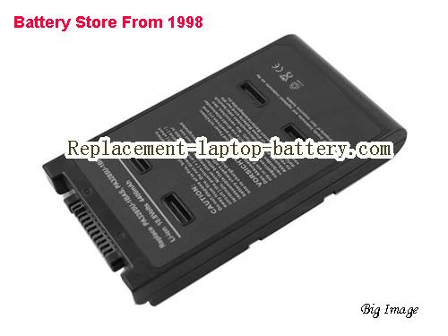 TOSHIBA Tecra A8-EZ8413 Battery 5200mAh Black