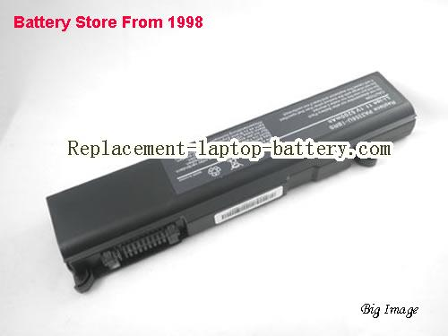 TOSHIBA Tecra A10-104 Battery 5200mAh Black