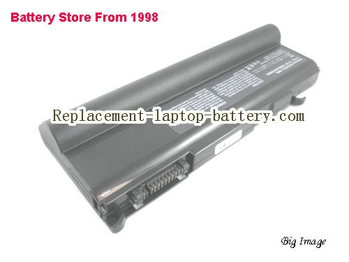 TOSHIBA Tecra A10-104 Battery 8800mAh Black