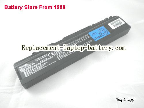 TOSHIBA Tecra S4-127 Battery 4260mAh Black