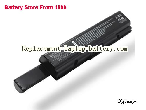 TOSHIBA PA3533U-1BAS Battery 6600mAh Black