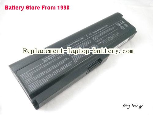 TOSHIBA PA3817U-1BRS Battery 7800mAh Black