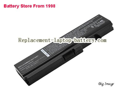 Replacement laptop battery for PA3780U-1BRS PABAS215 Toshiba Satellite T115 T135 T130-14U T115-S1100 Series 10.8v 5200mah