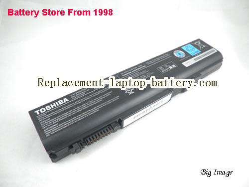 TOSHIBA TECRA A11-15P Battery 4400mAh Black