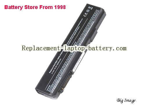 TOSHIBA Tecra A11-127 Battery 5200mAh Black
