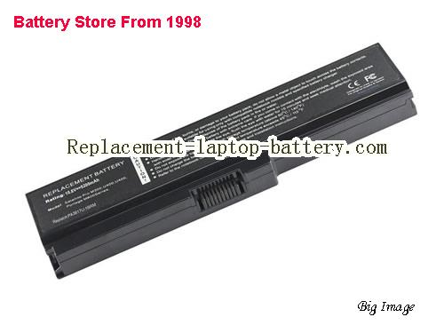 TOSHIBA Satellite L700S L735 L745 PA3817U-1BRS Replace Battery