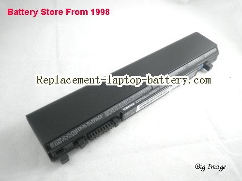 TOSHIBA Tecra R700-007 Battery 5200mAh, 66Wh  Black