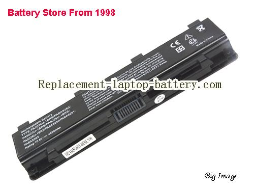 TOSHIBA C805-S22B Battery 5200mAh Black