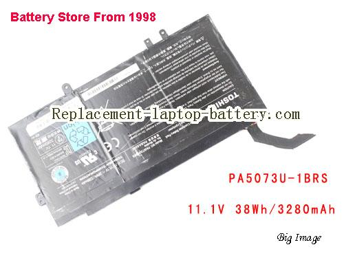 TOSHIBA PA5073U-1BRS Battery 3280mAh, 38Wh  Black