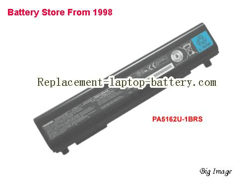 Toshiba PA5163U-1BRS PA5162U-1BRS Battery For PORTEGE R30 Series Laptop