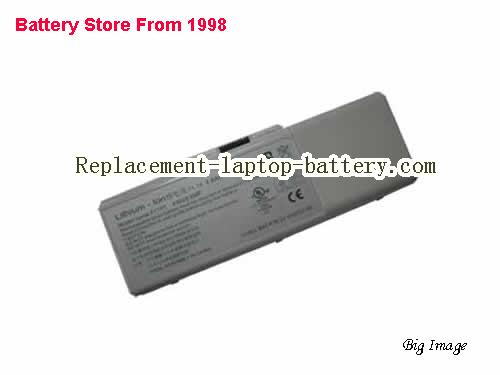 TWINHEAD F17 Series Battery 6600mAh Grey