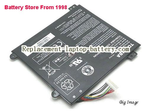 TOSHIBA Satellite Click Mini L9W-B Battery 5200mAh Black