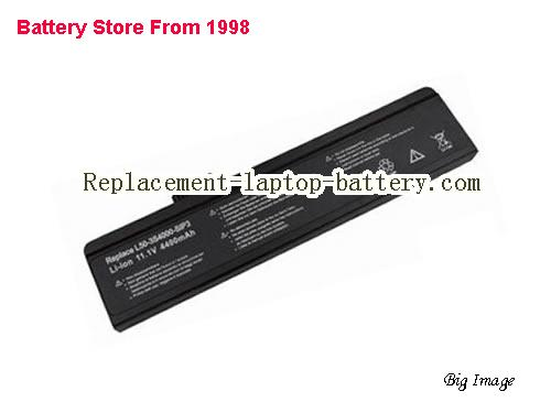 UNIWILL L50 Series Battery 5200mAh Black