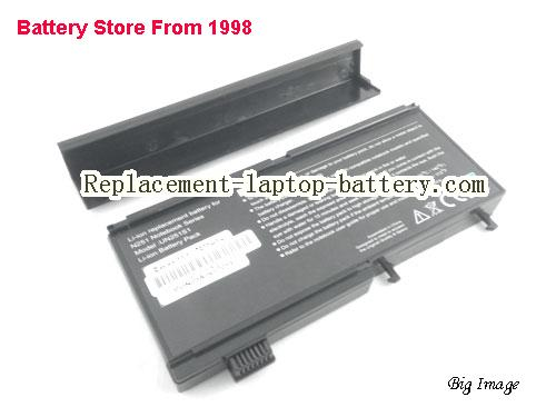 ADVENT 7027 Battery 6600mAh Black