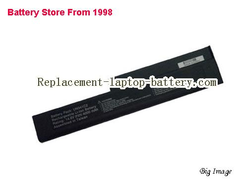 UNIWILL UN341C2-E Battery 4000mAh Black