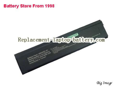 WEBTECH 90-0602-0021 Battery 6000mAh Black