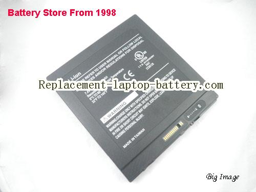 XPLORE iX104 tablet PC Battery 5700mAh Black