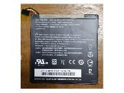 Genuine ACER A1-840FHD-10L2 Battery Li-Polymer 3.7V 4600mAh, 17.02Wh  Black