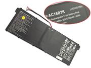 Genuine ACER AC16B7K Battery Li-ion 7.4V 6180mAh, 48Wh  Black