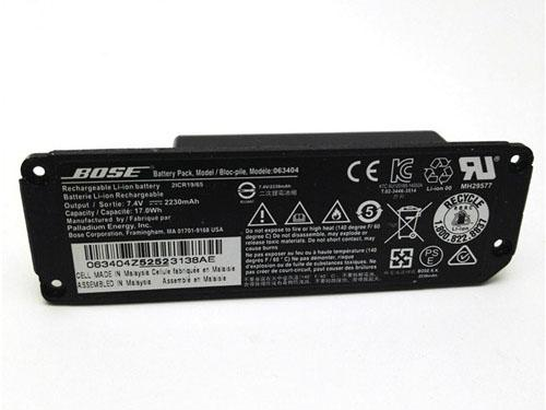 -- Genuine BOSE 063404 Battery Li-ion 7.4V 2230mAh, 17Wh