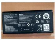 Genuine GIGABYTE M1405 Battery Li-ion 11.1V 3600mAh, 39.96Wh  Black